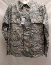 USAF Men's Utility Coat, Digital Tiger, Size: 32R, NSN: 8415-01-598-5568, NEW!