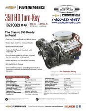 Chevrolet Performance 350ci HO Turn-Key 330HP  Engine 19210009