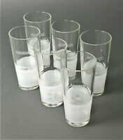 6 x Absolut Vodka Exclusivbecher Scandi 33cl Longdrinkglas Gläser Rastal (754)