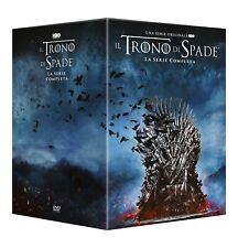 Il Trono di Spade - Stagione 1 - 8 (DVD, 2019, Set di 38 Dischi)