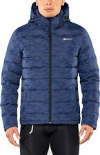 2XU Insulation Mark 11 Mens Jacket - Blue
