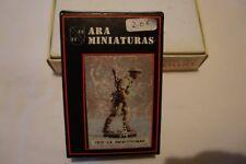 Figurine kit 54mm. ARA. Soldat 8th Army - armée britannique