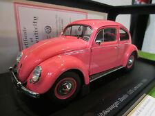 VOLKSWAGEN COCCINELLE BEETLE 1200 de 1955 au 1/18 AUTOART 79775