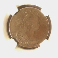 1803 Draped Bust Large Cent, S-245, R-3, Unicorn Variety, VF-20
