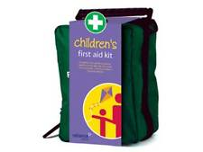 Paediatric Children's First Aid Travel Kit - Compact in Soft Bag Handy Size