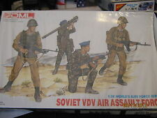 Dml Soviet Air Assault Force Set-1/35 Scale-Free Shipping