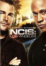 NCIS N.C.I.S. LOS ANGELES STAGIONE 3 - COFANETTO 6 DVD NUOVO!