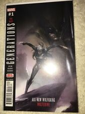 GENERATIONS WOLVERINE #1 2nd Print Mattina Variant Marvel NM/M