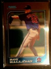 ROY HALLADAY 1997 Bowman Chrome #212  Rookie Card Nrmnt/MNT  (Blue Jays) HOF
