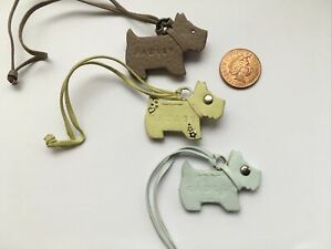 Bundle Of Three Radley Dog Tags/charms NEW