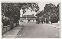 Frimley The White Hart Pub Surrey Vintage RP Postcard 324c