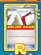 2x Paint Roller - for Pokemon TCG Online ( DIGITAL ptcgo in Game Card)