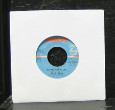 """Blue Cheer - Summertime Blues / Out Of Focus VG 7"""" Vinyl 45 Record Philips 40516"""