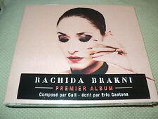 """CD DIGIPACK NEUF """"JE DANSE ET JE RIS"""" Rachida BRAKNI / 12 TITRES / 2011"""