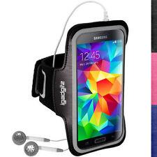 Étuis, housses et coques brassards Samsung Galaxy S5 pour téléphone mobile et assistant personnel (PDA) Samsung