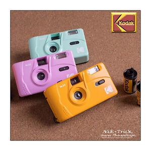 Kodak's New Film Camera the M35 ~ Various Colours, Fantastic for Kids, Re-usable