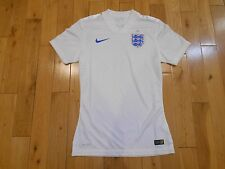 Authentic 2014 Nike ENGLAND National Team Soccer Jersey Kit Men S World Cup FIFA
