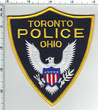 Toronto Police (Ohio) Shoulder Patch from the 1980's