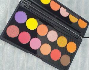 Sleek i-Divine Mineral Based Eyeshadow Palette Net wt 9g - Chasing the Sun