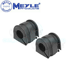 2x Meyle Anti Roll Bar Bushes Front Axle Left & Right (Inner) No: 16-14 615 0009