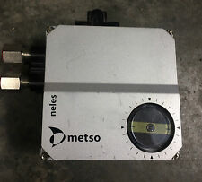 New Metso Pneumatic Valve Positioner NP727/S1