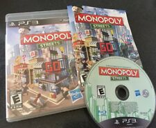 Monopoly Streets PS3 Playstation 3