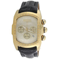 Joe Rodeo Diamond Watch JoJo King Bubble Rectangel Face Crush Dial JKI28 0.36 CT