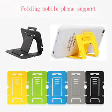 Portable Folding Card Phone Holder Stand Support and Bracket Mobile Phones 6pcs