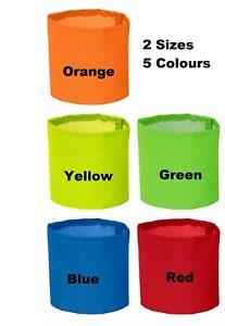 10 x Yoko Waterproof Print Me Arm Bands 5 Colours S/M & L/XL