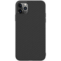 Nillkin Synthetic,Carbon Fiber Ultra Thin Back Case Cover For iPhone 11 Pro Max