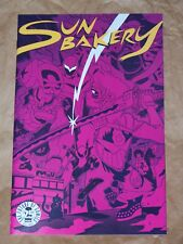 Sun Bakery #1 color - NM- - Image 25th Anniversary Blind Box - Corey Lewis