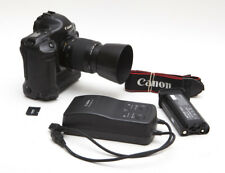 Canon EOS 1D Mark II N 8.2 MP Digital SLR Camera + 80-200mm Lens & 8GB Memory