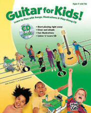 Guitar For Kids Bk& CD, Guitar teaching (pop), ALFRED - 30440