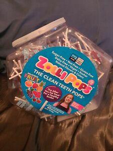 Zollipops The Clean Teeth Pops, Anti Cavity Lollipops, Delicious Assorted Fla...
