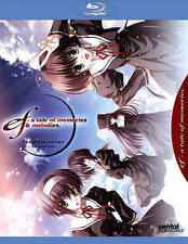 Ef: A Tale of Memories & Melodies (Blu-ray Disc, 2014, 4-Disc Set) Anime Lot