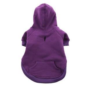 Doggie Design Purple Flex-Fit Dog Hoodie  XS-4XL