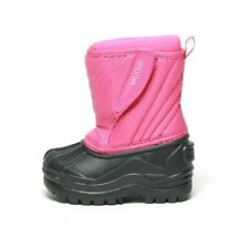 NAUTICA Toddlers Snow Weather Boot NT127P Pink/Black