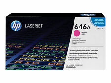 HP CF033AC Magenta Toner Cartridge OEM Genuine Cm4540 MFP