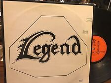 LEGEND LP S/T 1981 UK INDIE NWOBHM  NM/VG