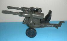 1983 GI Joe Whirlwind Twin Battle Machine Gun Cannon Vehicle *Near Complete