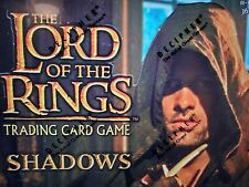 Lord of the Rings LOTR TCG CCG Shadows 2ND TIER Singles * Select Your Card *