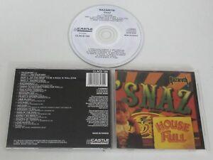 Nazareth / Snaz (Castle Clacd 130) CD Album