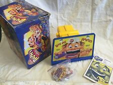 Rare EAT AT RALPH''s Milton Bradley Motorized Fast Food Game 1992 VINTAGE