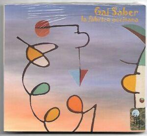 CD GAI SABER La Fabrica Occitana (Felmay 2006) 1° stampa Italian folk SIGILLATO!