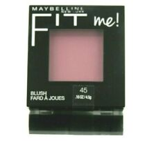 AUTHENTIC MAYBELLINE NEW YORK FIT ME! BLUSH POWDER MAKEUP COSMETICS 9g #45 PLUM