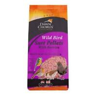 Dawn Chorus-Wild Bird Suet Pellets & Berries-High Energy & Calcium 500g