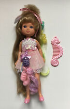 Lady Lovely Locks Enchanted Island Maiden Fairhair Doll Pixie Tails Accessories
