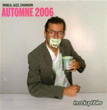 Compilation Les Inrockuptibles CD Automne 2006 - France (VG+/EX)