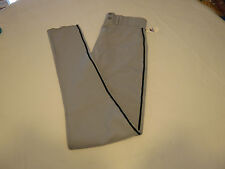 Russell Athletic Adult 30 Baseball Pant 1 pair grey green **Spots** NOS NWT