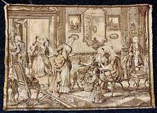 Tapestry - Formal sitting room -  Belgium - Vintage